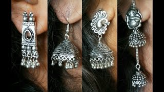 Easy DIY Earrings | Jhumkas | #TryDIY6