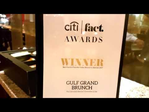 Gulf Grand Brunch at Gulf Hotel Bahrain