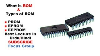 What is ROM and It's Types PROM, EPROM & EEPROM Lecture in UrduHindi