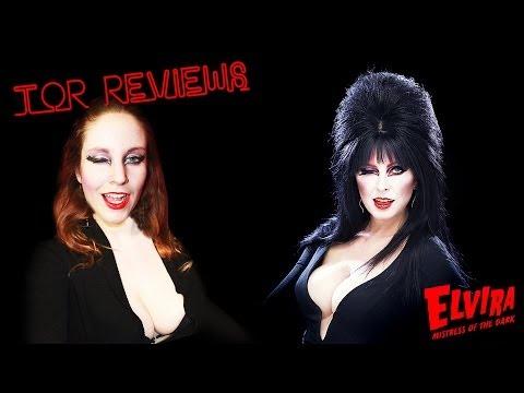 Elvira Mistress of the Dark Reviewed - #MovieClubStrikesBack TorsTimes