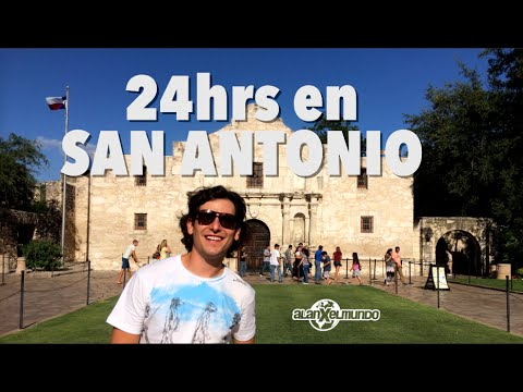 24hrs en San Antonio, Texas