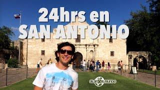 24hrs en San Antonio, Texas