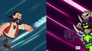 Hustle Castle Trailer (Трейлер к игре)