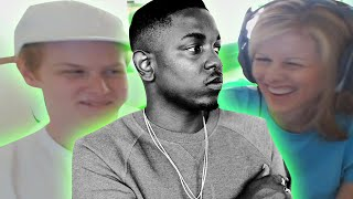 Mom reacts to Kendrick Lamar @kendricklamar