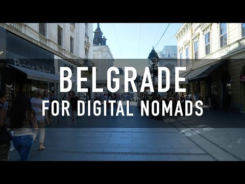 BELGRADE FOR DIGITAL NOMADS | PRICES, COWORKING, CAFES & MORE
