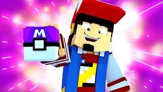 Minecraft: TROQUEI MASTER BALL? - POKEMON #8 ‹ EduKof Games ›