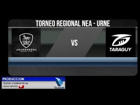 Aranduroga vs Taraguy y CURNE vs Sixty