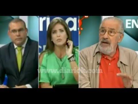 El politólogo Atilio Borón descuartizó el libreto de la TV peruana contra los lideres populares