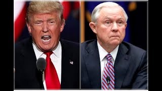 PRESIDENT TRUMP IS FURIOUS WITH JEFF SESSIONS FOR PROTECTING THE CLINTON NETWORKS! Free HD Video