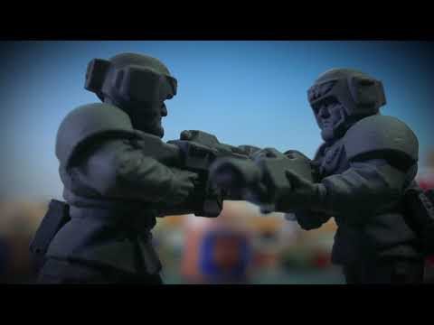 Inside the Warhammer TV Studio: The Argument