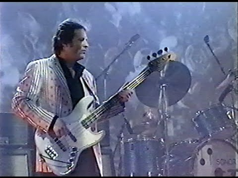 John  Paul Jones with Lenny Kravitz 1993