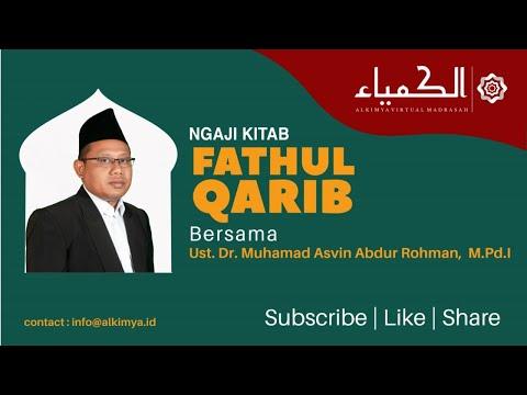 🔴(LIVE) Kajian Fikih #14 Tata Cara Mandi Besar   Fathul Qorib #DirasahVirtual (29/10)