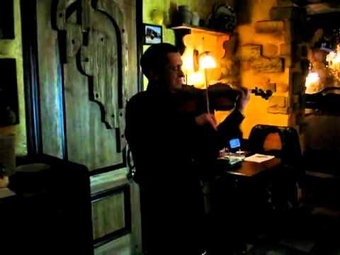 Владимир Трофимов, скрипач Киев Чардаш Монти +38068-127-74-27