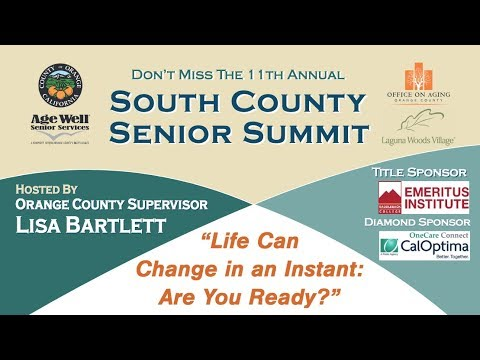 South County Senior Summit 2018
