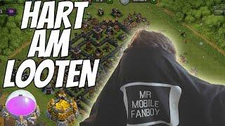 HART AM LOOTEN! || CLASH OF CLANS || Let's Play CoC [Deutsch/German HD]