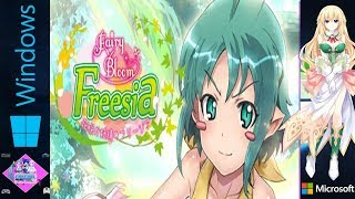Fairy Bloom Freesia (PC) - 1hr12min. Gameplay