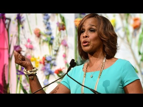 Gayle King stole Blake Lively's seats - Power of Women Full Speech