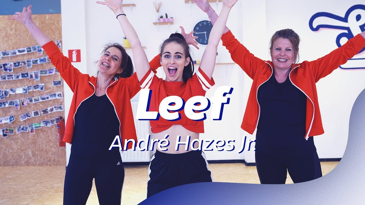 Download LEEF - André Hazes Jr.   Easy Dance Video   Choreography
