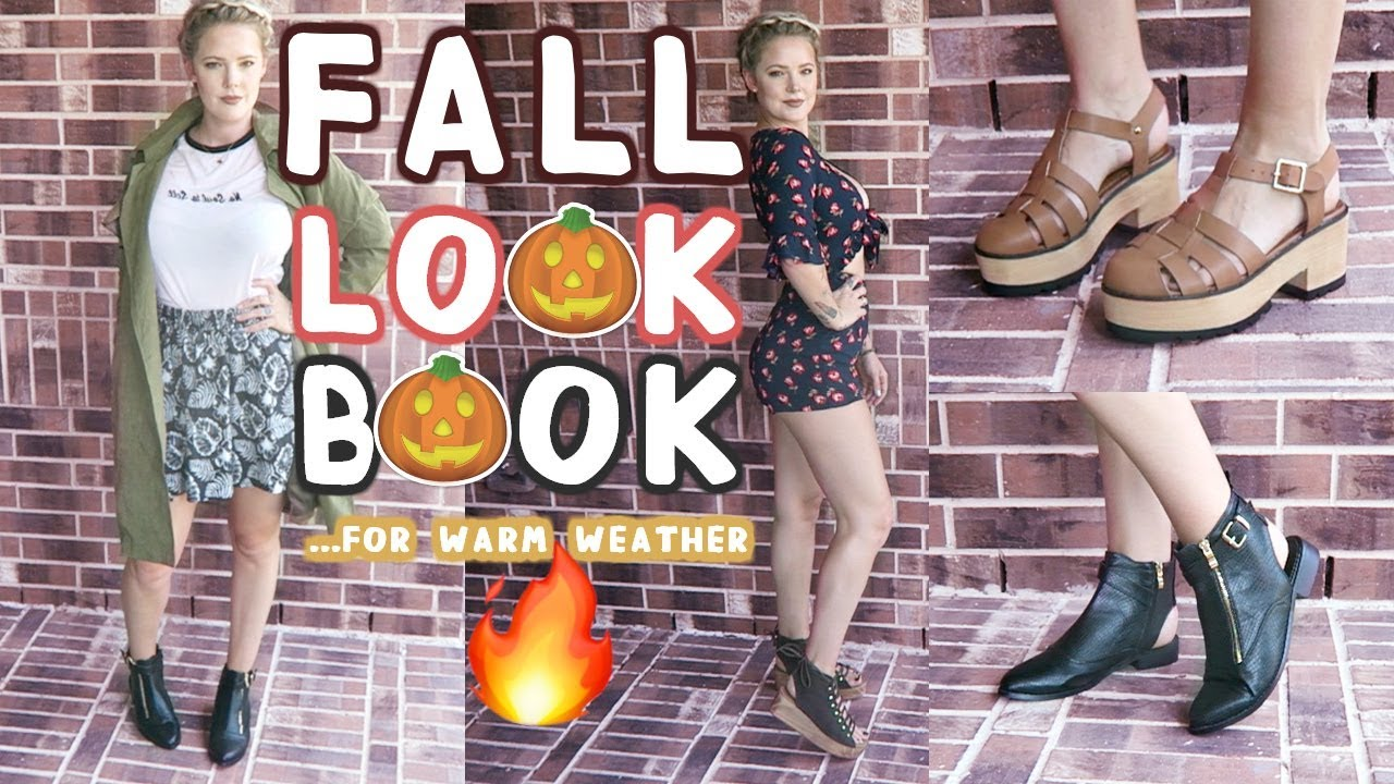 FALL OUTFITS FOR WARM WEATHER | Mallory1712 6