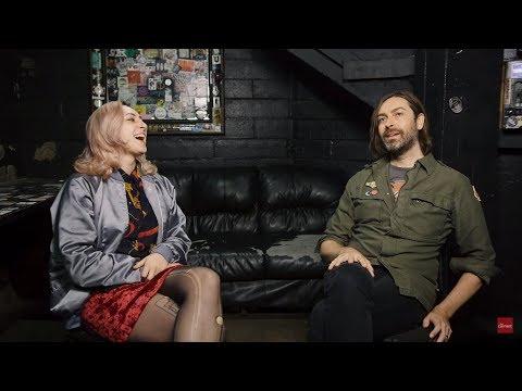 Green Room Stories - Manchita & Jeremy Ylvisaker at the 7th St Entry