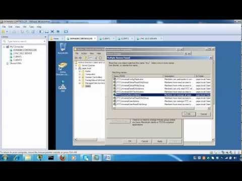 Microsoft Lync 2013 installation and configuration