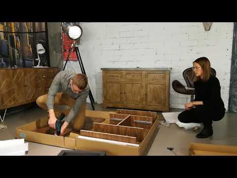 Couchtisch Detroit | Der Aufbau im Selbstversuch | decoyourhome