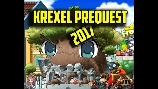 Krexel Shoulder Quest