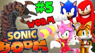ABM: Sonic Boom Rise of Lyric *walkthrough 5* Commentary HD