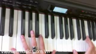 Vì chính em thôi - Hướng dẫn đệm hát Piano