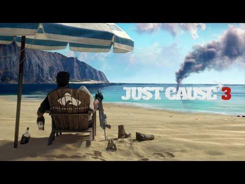 Just Cause 3 Land Vehicle Challenge - Seaside Sprint