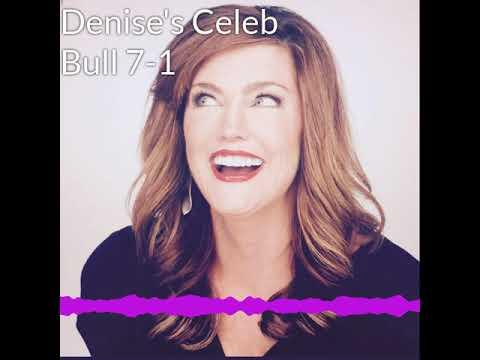 Denise Plante - Denise's Celebrity Bull 7-1