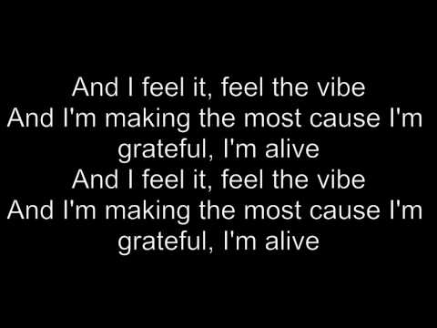 Bob Sinclar Ft  Dawn Tallman -  Feel The Vibe (lyrics)