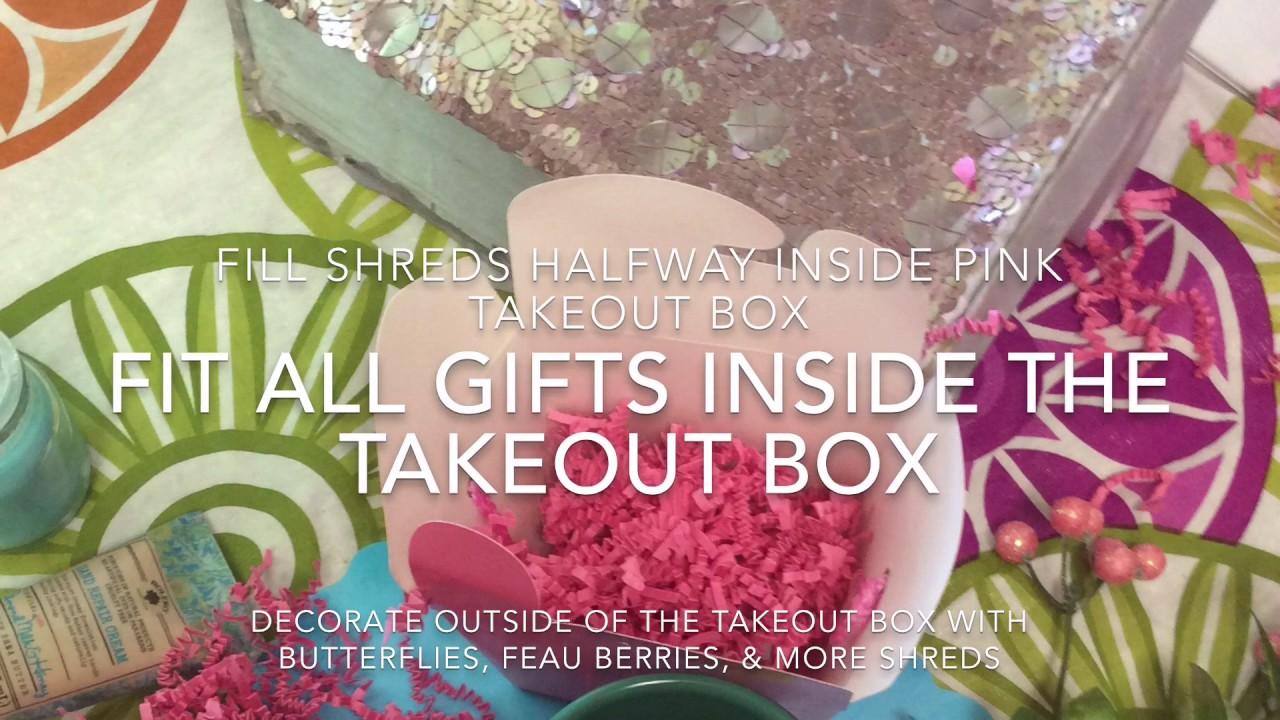 DIY: Bridesmaid Proposal Gift Box *On A Budget Ideas*