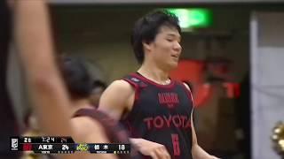 アルバルク東京vs栃木ブレックス|B.LEAGUE第18節 GAME2Highlights|01.06.2019 プロバスケ (Bリーグ)