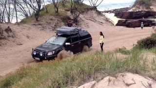 Fraser Island Sept 2013 How To And How Not To @ Ngkala Rocks