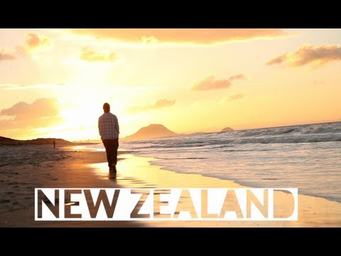 Live the Experience | New Zealand