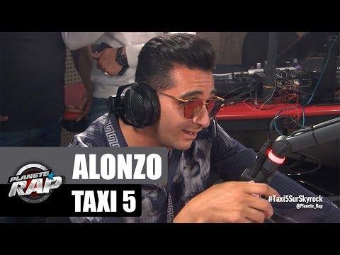 Alonzo Dans Le #PlanèteRap De Taxi 5