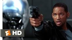 I, Robot (1/5) Movie CLIP - Rogue Robot (2004) HD