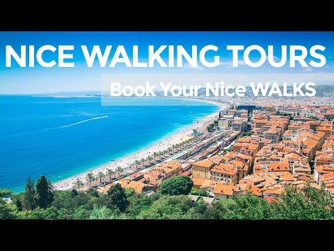 ❀✿❀ Free walking tour Nice ♡ Nice Free guided walking Tour ❀✿❀
