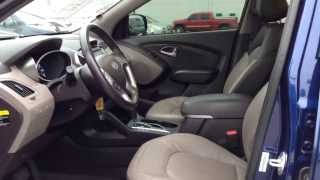 2013 Hyundai Tucson Limited Used Cars Oklahoma City Edmond OK | AutoMax Norman