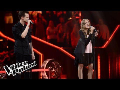 "Maja Kapłon vs Jacek Wolny - ""Beneath Your Beautiful"" - Bitwy - The Voice of Poland 8"