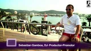 Sebastian Gamboa, entrevista.