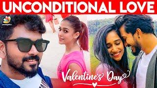 Nayanthara Vignesh Shivan Valentines Day Celebration | Bigg Boss Mugen Yasmin, Vijay Tv | Tamil News - 15-02-2019 Tamil Cinema News