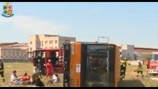 Video News Aeronautica Militare - TIFLIS 2017 emergenze ed evacuazioni a Bari