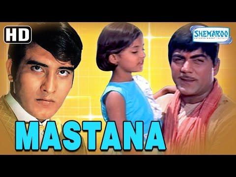 Mastana {HD} - Mehmood - Padmini - Bharathi - Hindi Full Movie