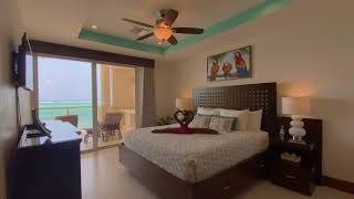Luxury Beach Accommodations at Grand Caribe Belize - Ambergris Caye