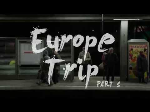 Enschede - Europe Trip (Part 1)