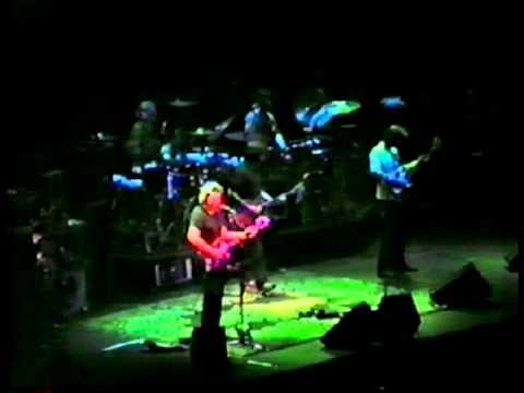 Grateful Dead 5/13/1981 Providence, RI set 1 complete.