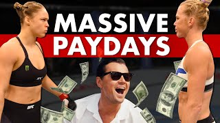 10 Absolutely Massive Betting Paydays Fans Won In MMA