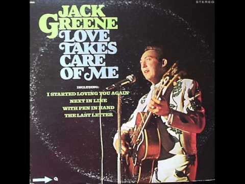 Jack Greene - Another Place, Another Time